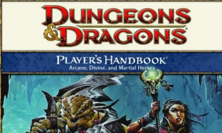 Dungeons and Dragons 4e: Keep on the Shadowfell Session 02