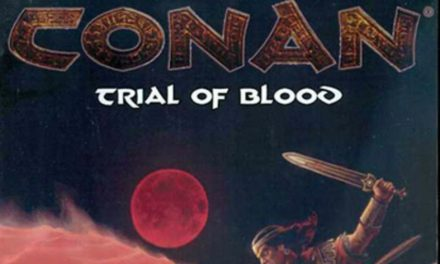 Conan: Trial of Blood Session 01
