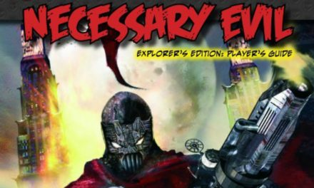 Savage Worlds: Necessary Evil session 09