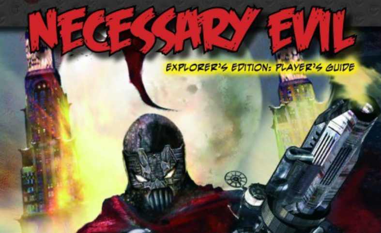 Savage Worlds: Necessary Evil session 07