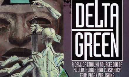 Savaged Delta Green Session 01