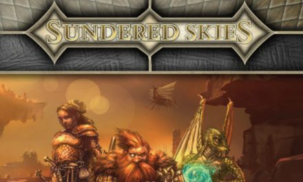 Sundered Skies Session 13