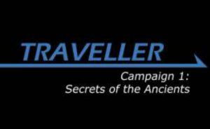 Traveller: Secrets of the Ancients Cover