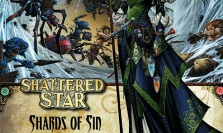 Shattered Star Session 01