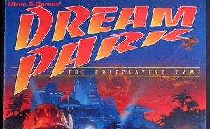 Dream Park Cover