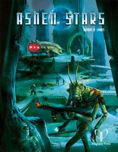 Ashen Stars RPG Cover