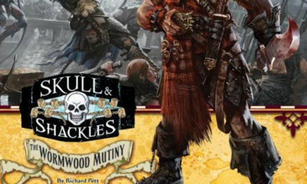 Pathfinder: Skull and Shackles Session 08