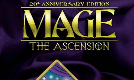 Mage: The Ascension Session 02