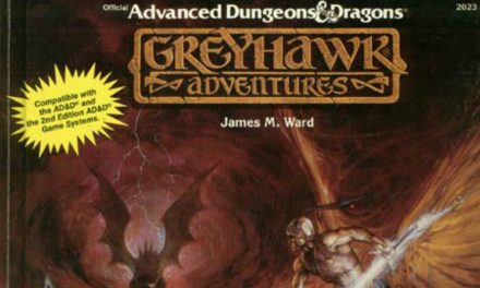 Greyhawk Adventures Session 02