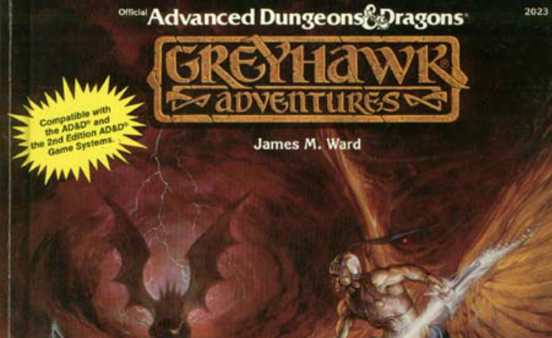 Greyhawk Guild Wars Session 06