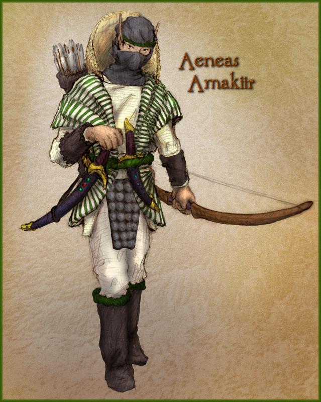 Aeneas Amakiir